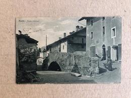 AOSTA PONTE ROMANO 1936 - Aosta