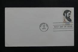 ETATS UNIS - Enveloppe FDC En 1972 - Sidney Lanier - L 40052 - Premiers Jours (FDC)