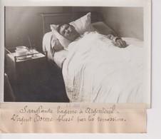 SANGLANTE BAGARRE A ARGENTEUIL L'AGENT DORME BLESSÉ PAR LES TERRASSIERS  18*13CM Maurice-Louis BRANGER PARÍS (1874-1950) - Sin Clasificación