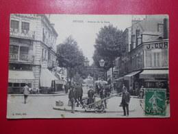 Carte Postale  - NEVERS (58) - Avenue De La Gare - Belle Animation (3274) - Nevers