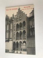 Heistb  Heyst  Villa Des Berthoudt  Digue De Mer N° 88 - Heist