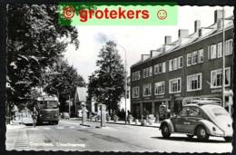 OOSTERBEEK Utrechtseweg Met Trolleybus Lijn 1 En VW Kever 1964 - Oosterbeek