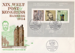 Germany SS On FDC - Post