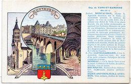 TARN ET GARONNE - Montauban - Edition Spéciale Des Pastilles Valda    (115969) - France
