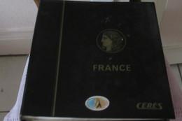 France 1849 -1966  Album Cérès  Préos Récents  N* N**   47 Scans - Timbres