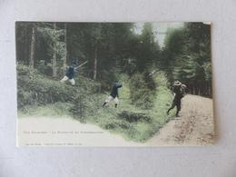 Maison Forestière De Prayé (Vosges) - Humor