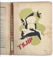 ZEER ZELDZAME 1e DRUK Willem Elsschot - Tsjip - Amsterdam, P.N. Van Kampen & Zoon N.V., [1934] - Libri, Riviste, Fumetti