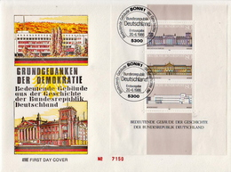Germany SS On FDC - Architecture