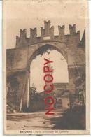 Bazzano, Bologna, 11.2.1933, Porta Principale Del Castello. - Bologna