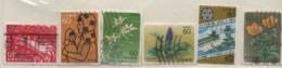 Japan 1984 MiNr.:1594-1599 Gestempelt; Used - 1926-89 Imperatore Hirohito (Periodo Showa)