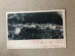 PERLOZ PANORAMA (VALLE D'AOSTA)   1903 - Altre Città