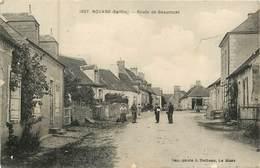 72 Sarthe :  Nouans  Route De Beaumont  Réf 7007 - Autres Communes