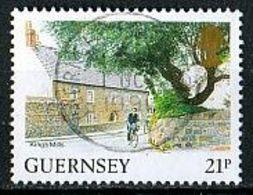 GUERNSEY Mi. Nr. 516 A O (A-4-50) - Guernsey