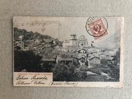 QUINCINETTO PANORAMA (VALLE D'AOSTA)   1903 - Altre Città