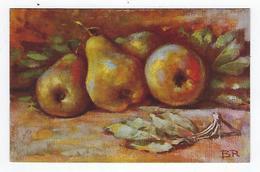 CPA - Fruits - Poires - BR - Fiori, Piante & Alberi