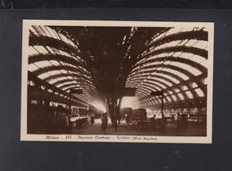 Cartolina Milano Statione Centrale 1931 - Milano (Mailand)