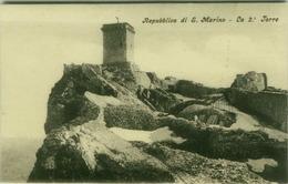 SAN MARINO -  LA 2a TORRE - EDIZIONE MOSCATELLI (3561) - San Marino