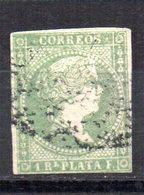 Sello Nº 5  Antillas - Cuba (1874-1898)