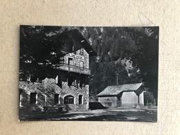 GRESSONEY ST. JEAN CASA ALPINA GINO PISTONI    1957 - Altre Città