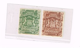 British South Africa Cie à Identifer - Collections (sans Albums)