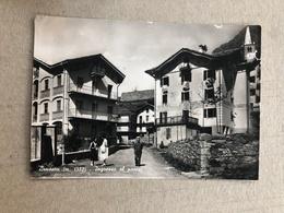 BRUSSON INGRESSO AL PAESE  1948 - Altre Città
