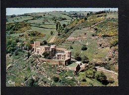 03 Vallée De La Sioule / Château Féodal De Chouvigny / Vue Aérienne - Non Classificati