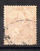 Sello Nº 24   Antillas - Cuba (1874-1898)