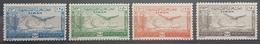 LPC - Lebanon 1946 Complete Set 4v. MH Sofar Postal Conf Issue - Lebanon