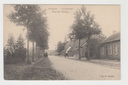 Heppen  Leopoldsburg   Dorpstraat   Rue Du Village   Uitg Ch Jacobs - Leopoldsburg
