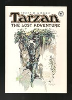 Tarzan The Lost Adventure Vol 1 N° 1 - Roman - Dark Horse Comics - En Anglais - Janvier 1995 - John Carter En BD - TBE - Romans