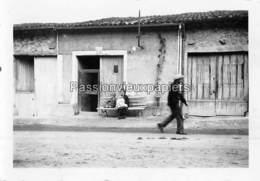 Petite PHOTO ALLEMANDE  JOINVILLE Ou Alentours ARBEITERVILLA  1939-1945 - Joinville