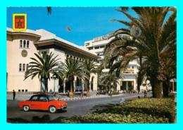 A770 / 249 Maroc CASABLANCA La Grande Poste Avenue Hassan II ( Voiture ) - Casablanca