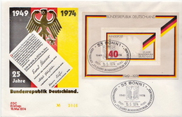 Germany SS On FDC - Covers
