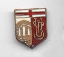 U.S.P. Pontedecimo  Calcio Distintivi FootBall Soccer Spilla Pins Genova Liguria Italy - Calcio