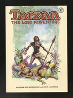 Tarzan The Lost Adventure Vol 1 N° 3 - Roman - Dark Horse Comics - En Anglais - Mars 1995 - John Carter En BD - TBE - Novelas