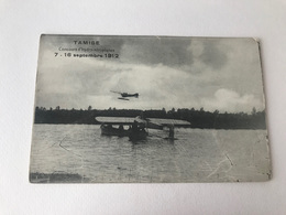 Tamise  Temse   Concours D'hydo-aéroplanes 7 - 16 Septembre 1912 - Temse