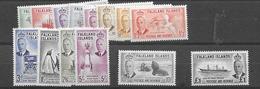 1952 MNH Falkland Islands, Postfris** - Falklandeilanden