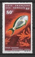 Cote Française Des Somalis 1966 Poste Aérienne  N° 54 N * * Luxe TTB - Ongebruikt