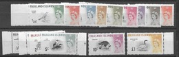 1960 MNH Falkland Islands, Postfris** - Islas Malvinas