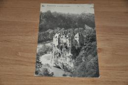 11730-  ANSEREMME, LE CHATEAU DE WAZIN - 1924 - Gent