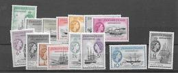 1954 MNH Falkland Islands Dependencies, Postfris** - Falkland Islands
