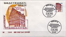 Germany FDC From 1994 - [7] Federal Republic