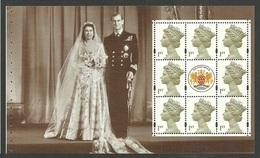 GB 2000 PRESTIGE BOOKLET SPECIAL BY DESIGN ROYALTY BOOKLET PANE MNH - 1952-.... (Elizabeth II)
