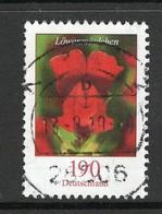 Duitsland, Mi 3474 Jaar 2019,  Bloemen, Gewone Tanding, Hoge Moeilijke Waarde, Prachtig Gestempeld, Echt Gelopen - [7] République Fédérale