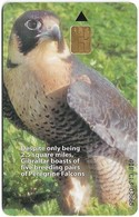 Gibraltar - GNC (Chip) - Peregrine Eagle, 2000, 25U, 5.000ex, Used - Gibraltar