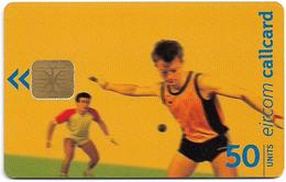 Ireland - Eircom - Irish Handball - 50Units, 11.1999, 51.000ex, Used - Irlande