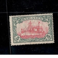 GERMAN COLONIES....MARIANAS 1916-19: Michel21A (26:17)mnh** Michel280Euros(313$) - Colony: Mariana Islands