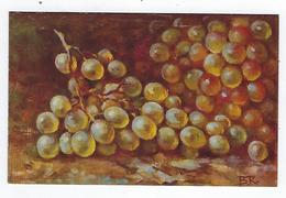 CPA - Fruits - Raisins - BR - Fiori, Piante & Alberi