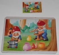 PUZZLE  KINDER SUPRISE   DE LE ANNE 1992 - Puzzles