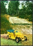C6932 - Spyker - Modellauto Oldtimer  Verlag Reichenbach DDR - PKW